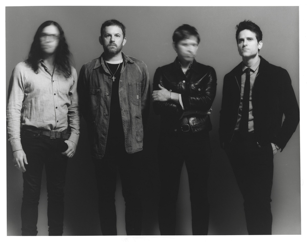 """KINGS OF LEON """"WHEN YOU SEE YOURSELF"""""""