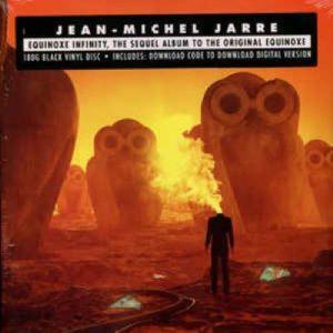 Jean-Michel Jarre – Equinoxe Infinity (LP)